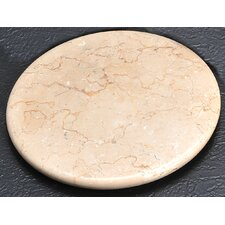 <strong>Creative Home</strong> The Byzantine Marble Round Board in Champagne