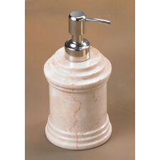 Champagne Marble Column Liquid Soap Dispenser