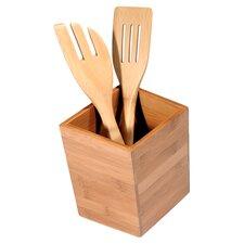 Bamboo Tool Crock (Set of 8)