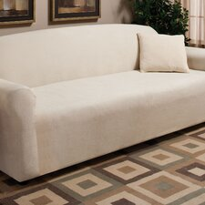 <strong>Madison Home</strong> Stretch Microfleece Sofa Slipcover