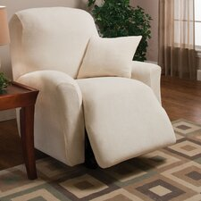 <strong>Madison Home</strong> Stretch Microfleece Large Recliner Slipcover