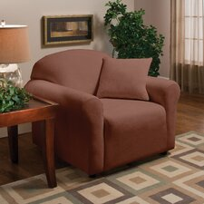 Stretch Microfleece Chair Slipcover