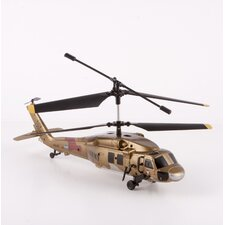 Hawk Helicopter