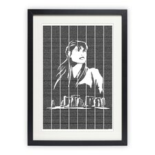 Tess of the d'Urbervilles Framed Graphic Art