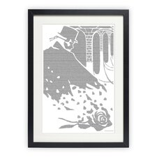The Phantom of the Opera Framed Graphic Art