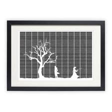 Wuthering Heights Framed Graphic Art