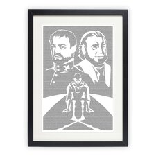 Les Misérables - Valjean's Choice Framed Graphic Art