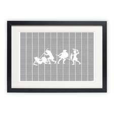 The Iliad Framed Graphic Art