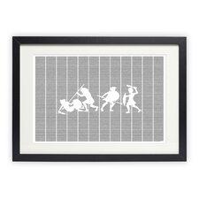 The Iliad Graphic Art