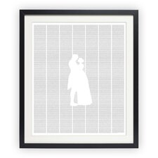 <strong>Postertext</strong> Jane Eyre Art Print