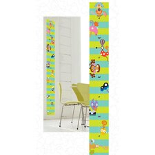 Gro Growth Wall Sticker