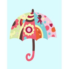 Umbrella Wall Decal