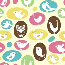 <strong>Secretly Designed</strong> Brids, Birds, Birds Wall Art Print
