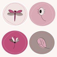 Dragonflies Paper Print