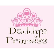 Daddy's Removable Decal