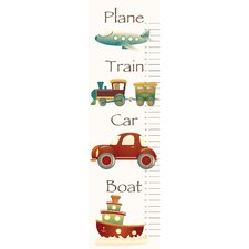 Vroom Vroom Growth Chart