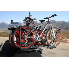 Tire Hold Hitch Bike Rack