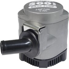 500 GPH Cartridge Bilge Pump