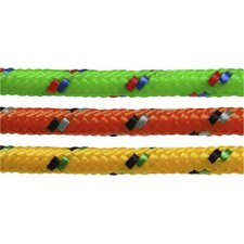 3/8x50 Multi Purpose Braided Rope in Multi-Color