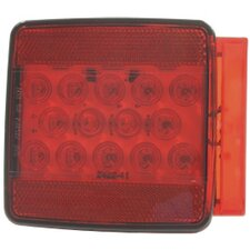 Right Square LED Tail Light