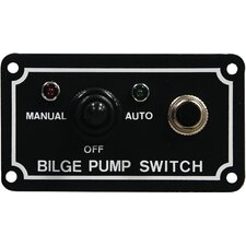 3-Way Bilge Pump Switch