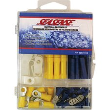 Marine Grade 112 Piece Electrical Kit
