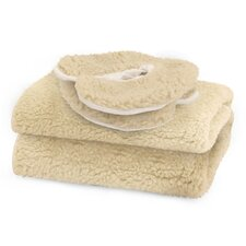 2 Piece Fleece Pad Set