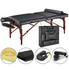 "31"" Montclair Pro Package Massage Table"
