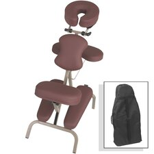 <strong>Master Massage</strong> Bedford Massage Chair in Maroon