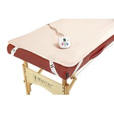 Massage Table Warmer in Cream