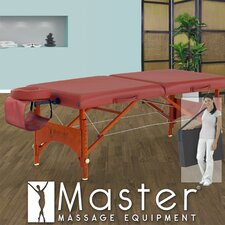 "<strong>Master Massage</strong> 28"" Fairlane Massage Table in Cinnamon"