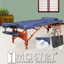 <strong>Master Massage</strong> Monroe LX Package Massage Table