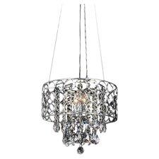 Antoinette 4 Light Crystal Chandelier