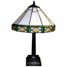 Tiffany-Style Simple Table Lamp