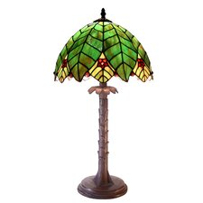 "Tree Shape 25"" H Table Lamp with Bowl Shade"