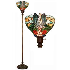 <strong>Warehouse of Tiffany</strong> Angelic Floor Lamp