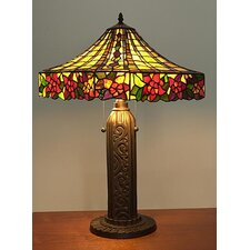 Mission Tiffany Table Lamp