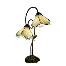 Double Glass Table Lamp