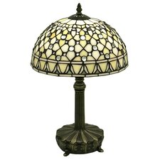 "19"" H Jewel Table Lamp"