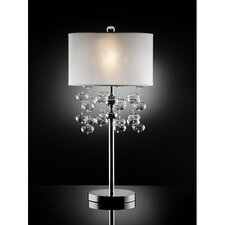 Shireen 1 Light Crystal Table Lamp