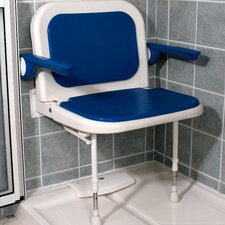 Wide Padded Shower Chair
