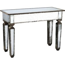 <strong>A&B Home Group, Inc</strong> Mirror Console Table