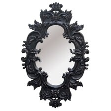 The Lion Framed Mirror