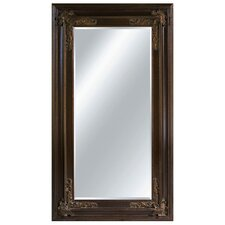 <strong>Imagination Mirrors</strong> Aristocratic Allure Wall Mirror in Dark Gold