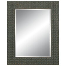 <strong>Imagination Mirrors</strong> Richly Embossed Wall Mirror
