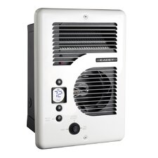 <strong>Cadet</strong> Cadet Com-Pak Energy Plus Fan Forced Electric Wall Space Heater