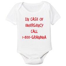 1-800-Grandma Organic Short Sleeve
