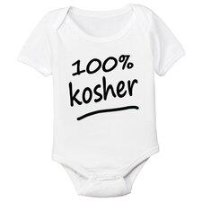 Kosher Organic Bodysuit