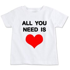 All You Need Organic T-shirt