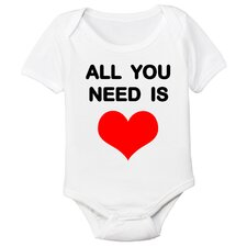 All You Need Organic Bodysuit